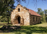 Fort Stanton Historic Site  --  Fort Stanton, New Mexico