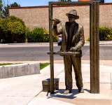 Dr. Robert H. Goddard - Roswell, New Mexico