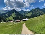 Kleinwalsertal 2020 - Wanderung Riezlern-Baad (24.6.2020)