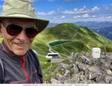 Kleinwalsertal 2020 -  Wanderung Riezlern-Kanzelwand-Kuhgerenspitze-Riezlern (25.6.2020)