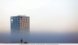 Turnhout - Turnova tower in the morning