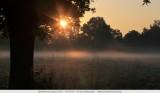 Zonsopgang in Zevendonk Turnhout