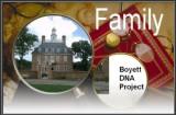 Boyt-Boyett(e) Surname DNA Project - 178160
