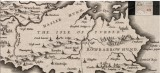 Isle of Purbeck Map 1645