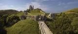 corfe castle national trust UK