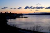 les nuages de l'aube