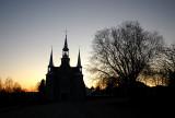 L'église de Ste-Famille