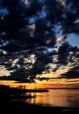 un autre lever du soleil