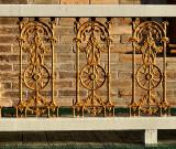 balustrade vintage