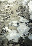 construction abstraite de la gelée