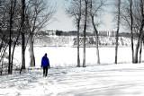 le manteau bleu de St-Romuald