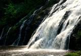 Rivière-du-Loup, le bas de la grande chute