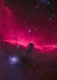 IC434 (Horsehead Nebula) & NGC 2023