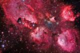 NGC 6334 - Cat's Paw