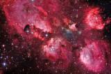 Cat's Paw - NGC 6334