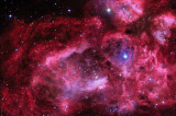 NGC 6357 (Heart of the Lobster)