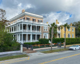 Antebellum Homes on the Battery