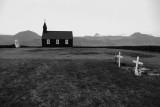 Búðakirkja (black church)