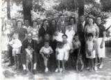 Smith Family Reunion c.1939 Stoneville, NC