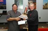 A.J. Seys Trophy...Lionel (L)