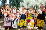 Procession in Tzintzuntzan