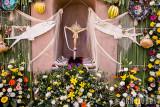 Altar for Corpus Cristi