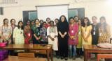 Workshop@Stella Maris college,Chennai
