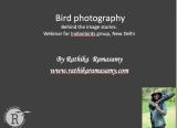 Webinar@Indian bird groups