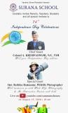 @Surana school,Aug 15th,Chennai
