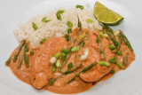 Thai Red Curry Chicken Tenders