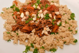 Moroccan Spiced Mince with Cous Cous