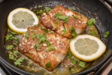 Greek-Style Baked Cod with Lemon and Garlic