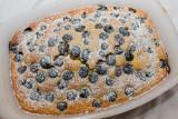 Blueberry and Orange Baked Pancake