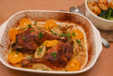 Duck with Orange and Fennel