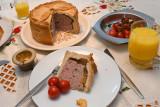 Christmas Pork Pie
