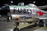 North American P-86/F-86 Sabre