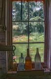 Through the Barn Window