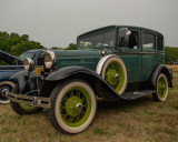 1931 Ford Model A, Deluxe Fordoor