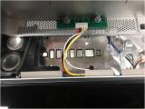 Power/Menu control board