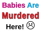 Babies Are Murdered Here Sign 24 x 18.jpg