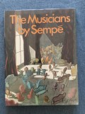 The Musicians by Sempe (1980)