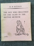 The Boy Who Breathed On the Glass at the British Museum (second copy)