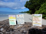 Three Small Books visit the Andaman Islands in 2018