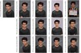 Rahil's 7th grade class photos