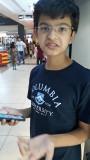 Hanging at the Dehradun mall
