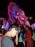 Ganpati in Bombay
