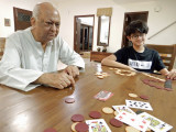 Poker with Nanu