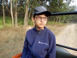 Afternoon game drive in Kanha