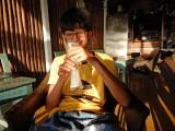 Goa shack drinks