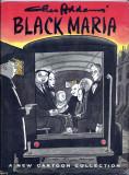 Black Maria (1960) (inscribed with original watercolor)